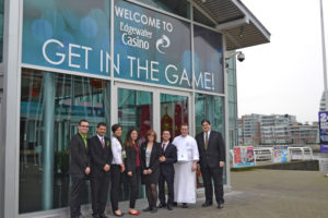 PRESS RELEASE: Edgewater Casino is First Casino in the World to be Green Tourism Certified