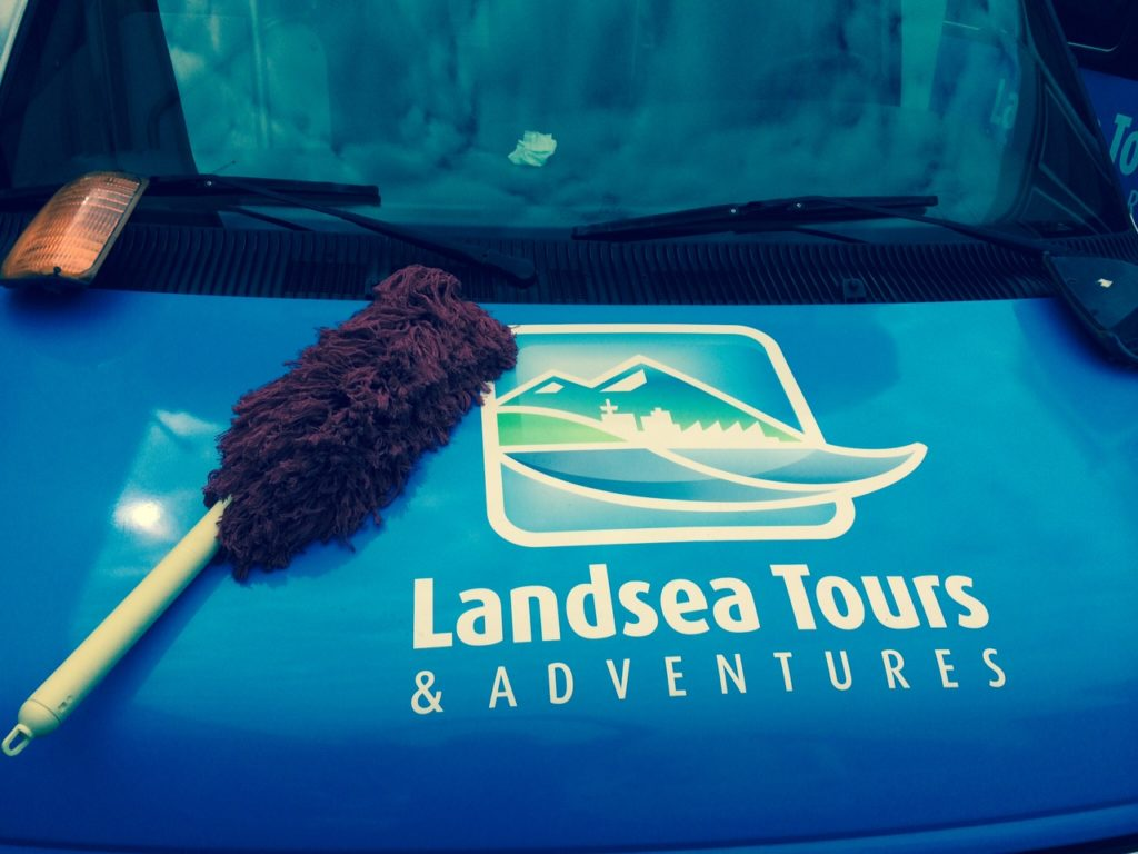 Landsea Adventure Tours goes green