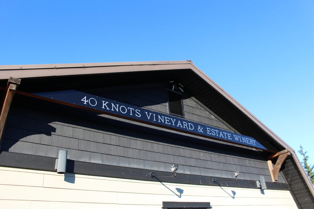 40 Knots Estate Winery