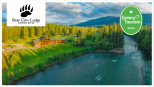 Green Tourism Member Spotlight: Bear Claw Lodge