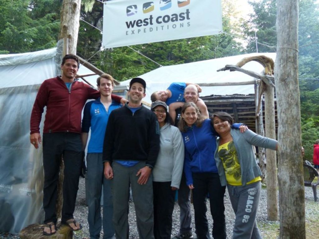Staff - West Coast Expeditions Green Tourism Canada
