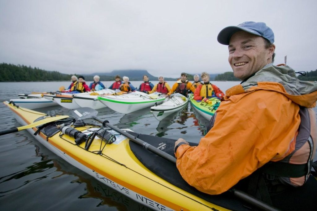 What's Green About West Coast Expeditions