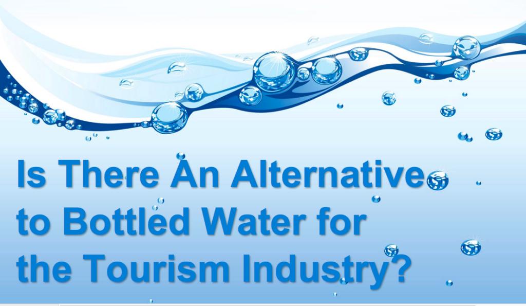 bottled water alternative