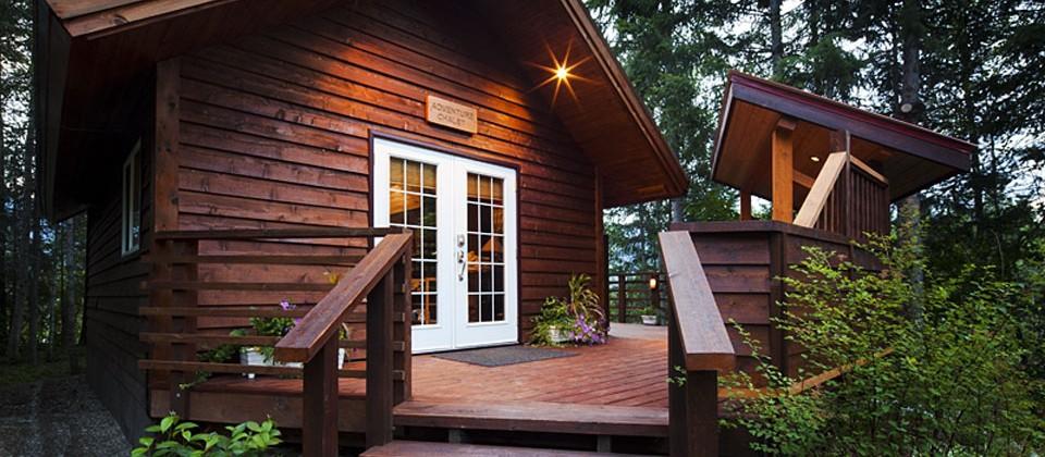 Cedar House Restaurant and Chalets