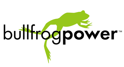 "Bullfrog Power: Helping businesses reduce their emissions while also ""greening up"" the Canadian fuel system"