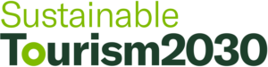 Sustainable Tourism 2030 (ST2030) logo